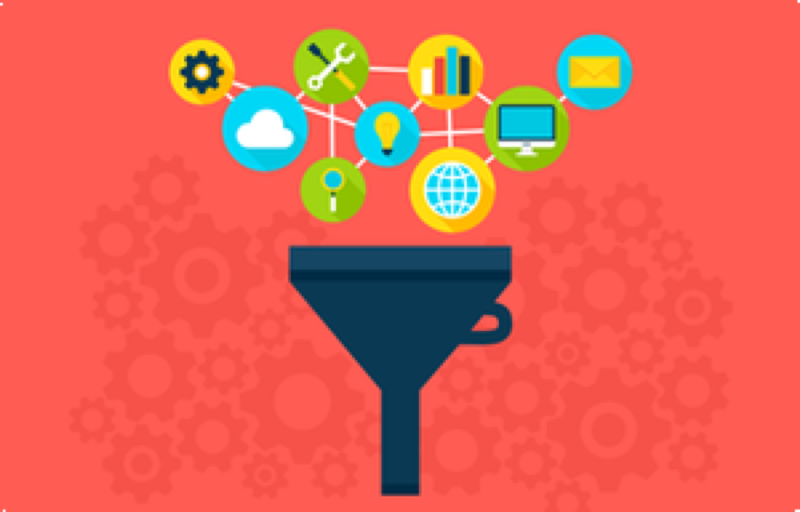 curation funnel